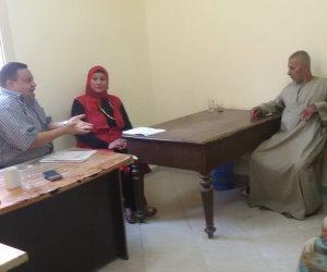 اجتماع للتوجه المائي بالقاهرة والجيزة لمناقشة أسباب توقف مشروعات الري
