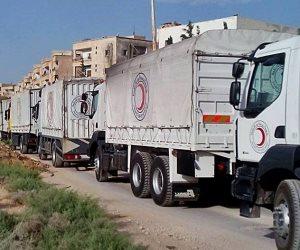 النظام السوري يضع حدا لأزمة الغوطة الشرقية.. استكمال مغادرة المسلحين والانتهاء من خطة إعمار المدينة