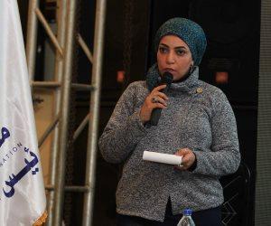 شيماء عبدالإله: الرئيس السيسي كلف الشباب بمهمة حماية وطنهم