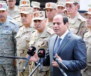 مواطنون: «لولا الجيش والسيسي».. لأصبحنا مثل سوريا والعراق (فيديو)