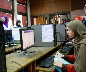 معامل الحاسب الآلي بالجامعات تستقبل السبت طلاب الدور الثاني لتنسيق الرغبات