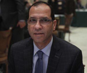 النائب خالد مشهور يطالب الحكومة بتخفيض غرامات الأرز على الفلاحين