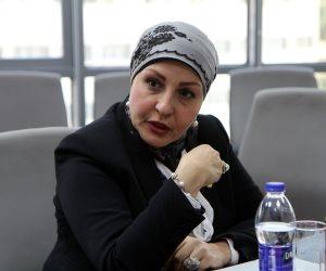"""رئيسة """"برلمانية المحافظين"""" متحدثة عن المرأة المصرية: لم نصل لما نتمناه حتى الآن"""
