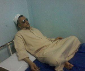 إمام وخطيب مسجد الهاشمى بـ«جناج» يضرب عن الطعام بالغربية بسبب نقله تعسفيا ( صور )