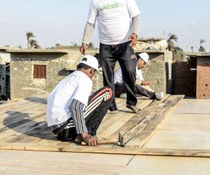 «تحيا مصر» و«الأورمان» يبدأن تطوير وتنمية القرى الاكثر احتياجًا بالأقصر (صور)