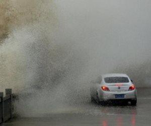 إعصار ثان يضرب تايوان خلال 24 ساعة بعد عاصفة أدت إلى إصابة 100 شخص