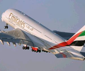 توقعات بتقدم طيران الإمارات طلب ما بين 36 و38 طائرة إيرباص من طراز إيه 380