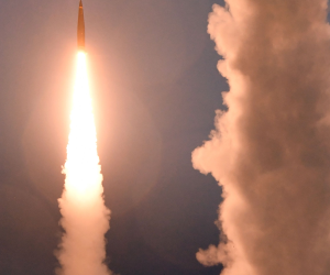 من جديد.. الدفاع الجوي السعودي يعترض صاروخا باليستيا أطلقه الحوثيون تجاه جازان