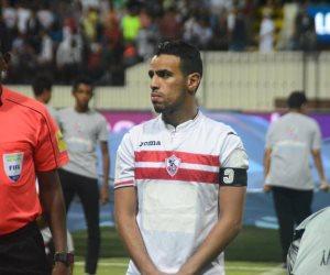 والد «حازم إمام» صاحب فكرة الـ«عجل» قبل نهائي كأس مصر بالزمالك