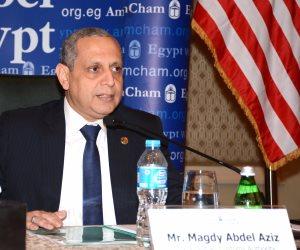 رئيس مصلحة الجمارك يشارك في افتتاح المبنى الجديد لمجمعات الإعفاءات ببورسعيد