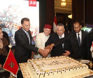 سفارة المغرب بالقاهرة تحتفل بعيد تولي الملك محمد السادس الحكم