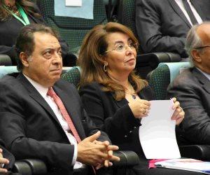 غادة والي: اتفاق مع الصحة لتوصيل وسائل تنظيم الأسرة للمحافظات بقيمة 100 مليون جنيه