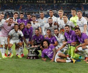 ريال مدريد يبحث عن اللقب الأوروبى الرابع أمام مانشستر يونايتد