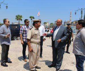 ضبط 6 من مروجي المخدرات في حملة مداهمة بدمياط