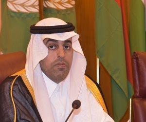 رئيس البرلمان العربي يدين الهجوم الإرهابي على كنيسة مارمينا بحلوان