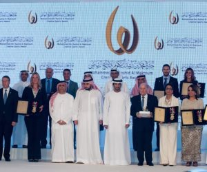 """30 يومًا للترشح لـ""""جائزة محمد بن راشد آل مكتوم للإبداع الرياضي"""""""