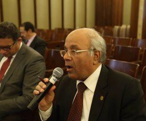 """""""الفيومي"""" يعلن ترشحه لرئاسة """"محلية البرلمان"""" عن ائتلاف دعم مصر متحديا السجيني"""