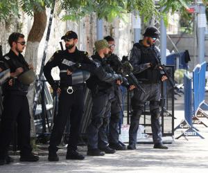 اعتقال فلسطيني وبحوزته عبوة ناسفة فى الضفة الغربية المحتلة
