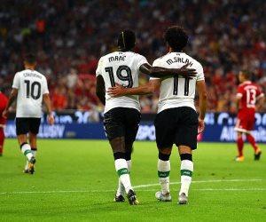 ليفربول يتأهل لنهائي كأس أودي بثلاثية فى شباك بايرن ميونخ بمشاركة محمد صلاح (فيديو)