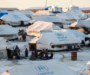 خريطة مخيم الهول فى سوريا.. من جحيم داعش لنار العزلة