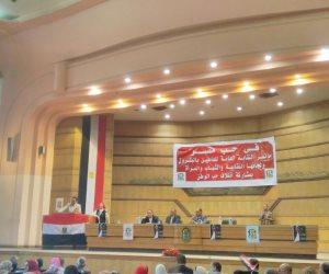 المراغي: السيسي حافظ على عرضنا وشرفنا.. ونطالبه بالترشح لفترة رئاسية مقبلة