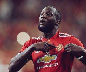 لوكاكو يحقق رقمًا قياسيًا مع مانشستر يونايتد (فيديو)