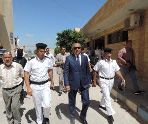 سفر وعودة 1113 مصريا وليبيا و 279 شاحنة عبر منفذ السلوم خلال 24 ساعة
