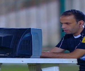 حاضر عن المتهم.. هل يمنع استخدام تقنية الفيديو بالدوري المصري أخطاء الحكام؟