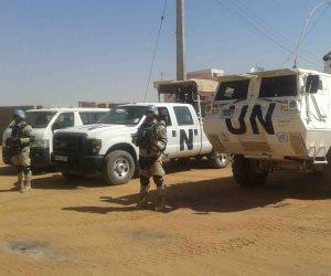 إصابة 9 من بعثة حفظ السلام الأممية في هجوم شمالى مالى