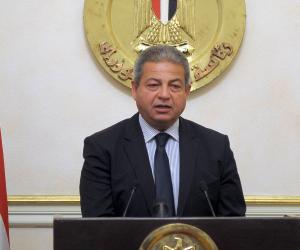 وزير الشباب عن تعرضه للإساءة: ردي في الوقت المناسب ولن يتأخر