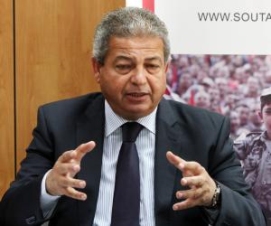 غداً.. وزير الرياضة يلتقي بأعضاء صوت طلاب مصر