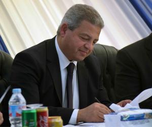 وزير الشباب والرياضة يتفقد المشروعات الرياضية في الإسماعيلية وبورسعيد