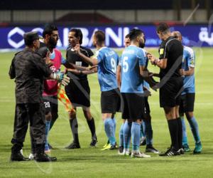 إبراهيم نور الدين: أمن واستقرار مصر منعني من إلغاء مباراة الترجي والفيصلي