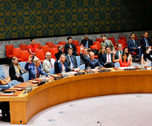 مجلس الأمن يدين الهجوم على بعثة حفظ السلام الدولى فى مالي