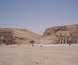 افتتاح قصر ثقافة أبوسمبل احتفالا بمرور 200 سنة على اكتشاف المعبد