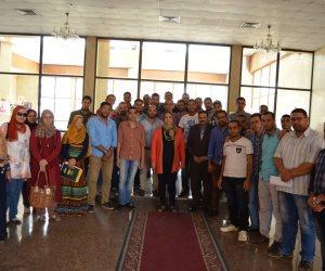 قطاع التدريب الإقليمي بالري: 47 مشاركا في الدورة التدريبية بالوزارة
