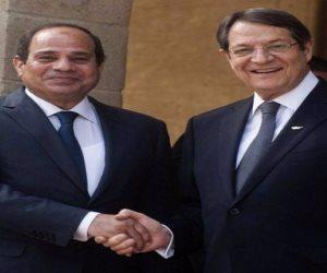 في اتصال هاتفي.. الرئيس القبرصي يؤكد للرئيس السيسى حرصه على تعزيز التعاون مع مصر