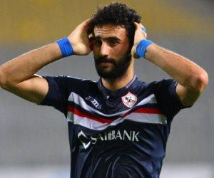 """باسم مرسي: """"أتمنى أجيب هدفين في نهائي الكأس لكن للأسف الأهلي مش موجود!"""""""