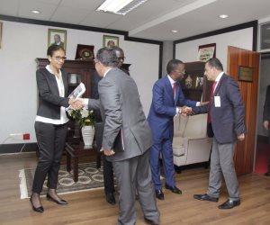 النائبة مي محمود لبرلمان أفريقيا: السيسي ومجلس النواب والحكومة يدعمون تمكين المرأة