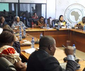 تعرف على تصريحات وفد النواب المشارك في البرلمان الأفريقي