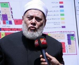 """علي جمعة ينعى الشيخ التجاني: """"انتقل التقي النقي العابد الزاهد"""""""