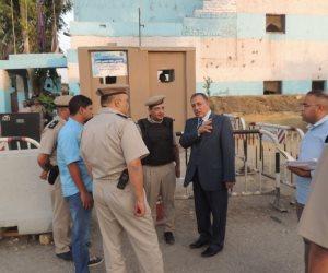 ضبط 48 مخالفة في حملة أمنية بمرافق سوهاج