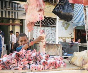 أسعار فواكه اللحوم.. «جنة المدبح المفقودة»