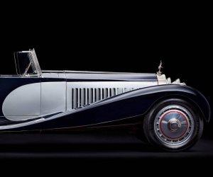 بوجاتي رويال ..  أندر وأغلى الموديلات في تاريخ صناعة السيارات