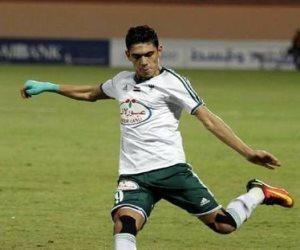ظهير المصري البورسعيدي على رادار نادي الزمالك