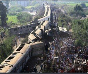 التضامن: تحديد حجم تعويضات مصابي حادث قطاري الإسكندرية اليوم