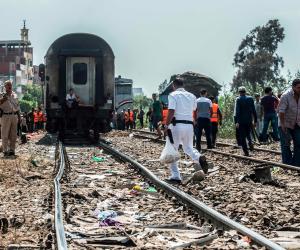 مستقبل وطن: 200 من أعضاء الحزب تبرعوا بــ«الدم» لمصابي حادث قطاري الإسكندرية