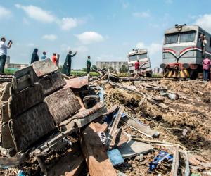 اعترافات سائق قطار الإسكندرية: لم أتلقَ إشارات من برج المراقبة بالوقوف