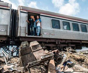"""26 سنة.. استغاثة """"أحمد زكي"""" التى تجاهلتها وزارة النقل """"أغيثونا"""""""