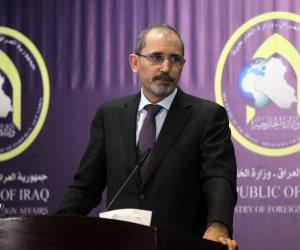 بيان شديد اللهجة من وزير الخارجية الأردني ضد دولة الاحتلال